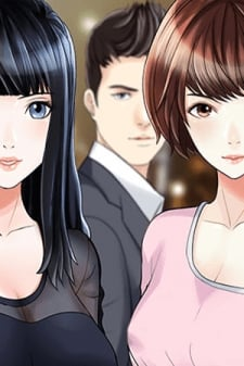 Two Wives Adult Webtoon Manhwa Cover