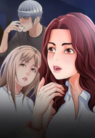 Wet Women Adult Webtoon Manhwa Cover
