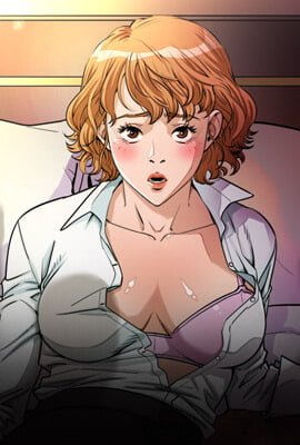 Wife Training Adult Webtoon Manhwa Cover