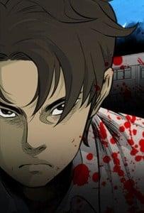 Classroom of Murder Adult Webtoon background