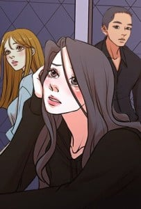 The Taste of Money Adult Webtoon Manhwa Cover